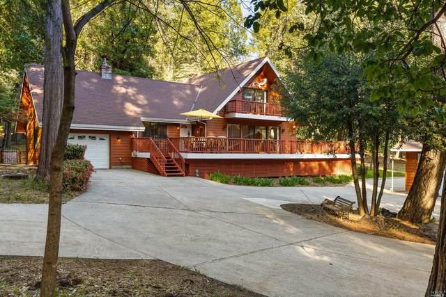 14930 Banner Quaker Hill Road, Nevada City, CA 95959 (#22015908) :: Intero Real Estate Services