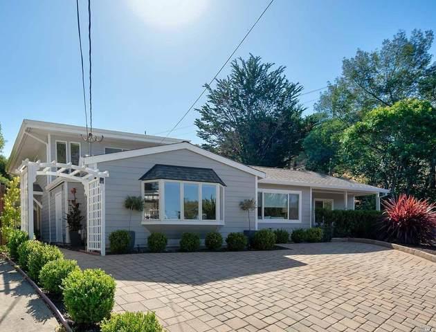 12 Venus Court, Tiburon, CA 94920 (#22015910) :: Intero Real Estate Services