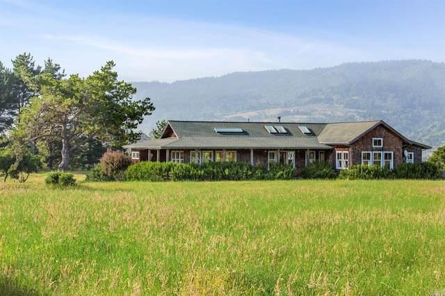70 Mesa Road, Bolinas, CA 94924 (#22015921) :: Kendrick Realty Inc - Bay Area