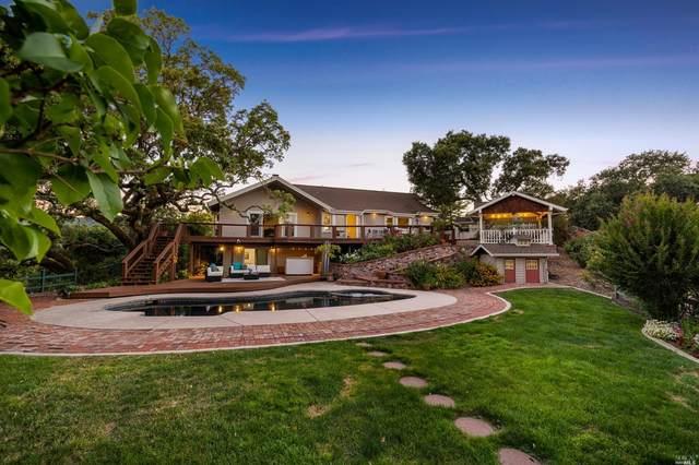 2230 Oak Knoll Road, Novato, CA 94947 (#22015930) :: Kendrick Realty Inc - Bay Area