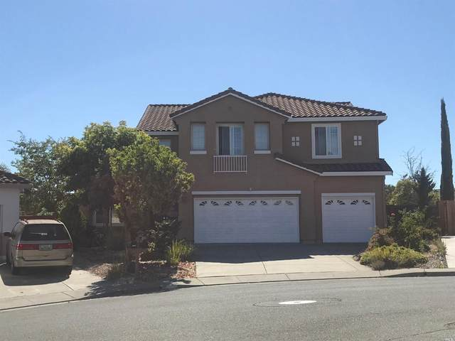 3329 Harbor Moon Court, Vallejo, CA 94591 (#22015939) :: Rapisarda Real Estate
