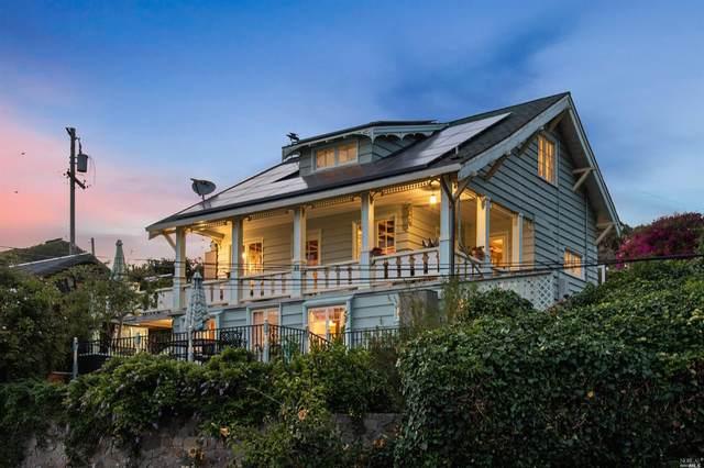40 Buena Vista Avenue, Stinson Beach, CA 94970 (#22015943) :: Golden Gate Sotheby's International Realty