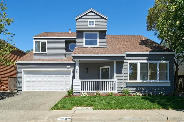 229 Waterview Terrace, Vallejo, CA 94591 (#22015945) :: Kendrick Realty Inc - Bay Area