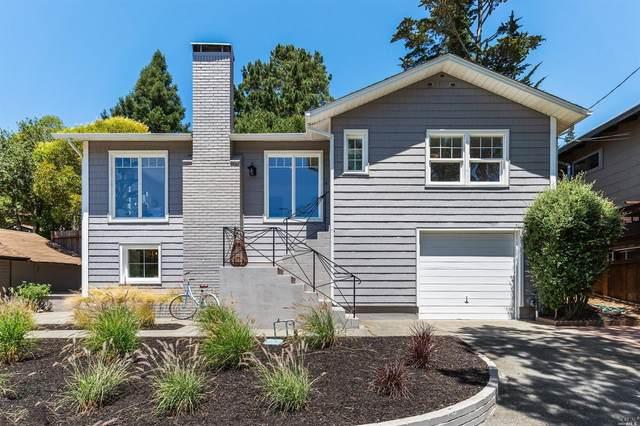 338 Shoreline Highway, Mill Valley, CA 94941 (#22015956) :: Intero Real Estate Services