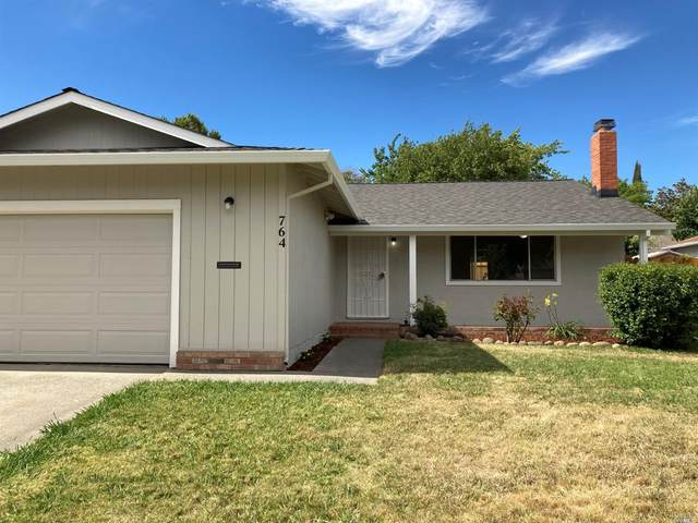 764 Goldcoast Drive, Fairfield, CA 94533 (#22015966) :: Kendrick Realty Inc - Bay Area
