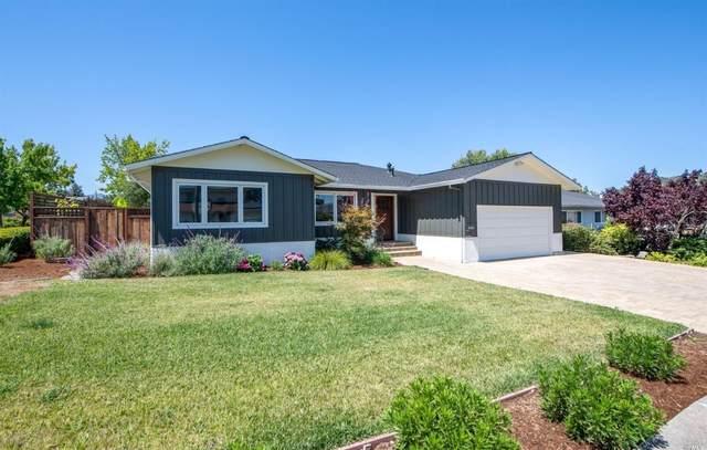 101 Edward Avenue, San Rafael, CA 94903 (#22016001) :: Intero Real Estate Services