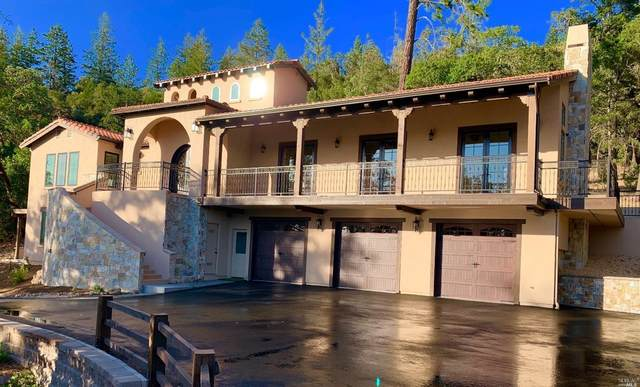 4018 Silverado Trail, Calistoga, CA 94515 (#22016156) :: Golden Gate Sotheby's International Realty