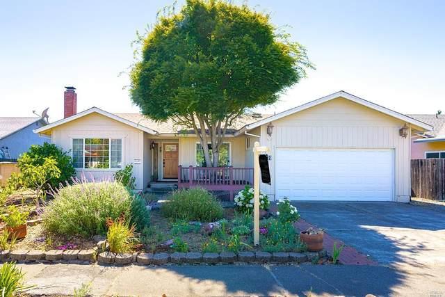 349 Brockhurst Drive, Santa Rosa, CA 95401 (#22016166) :: HomShip