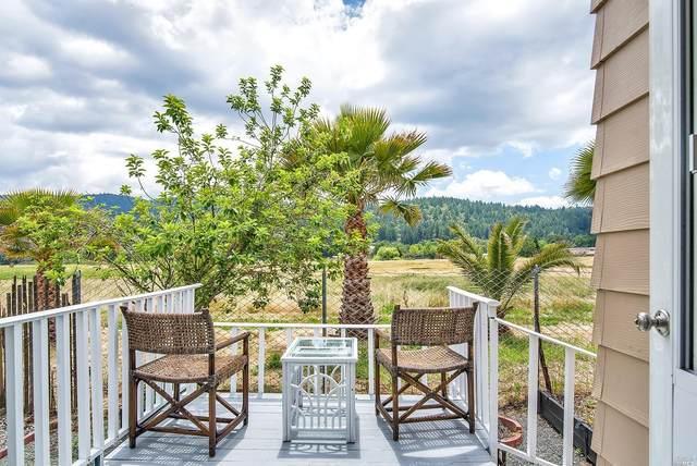 929 Champagne S, Calistoga, CA 94515 (#22016220) :: Intero Real Estate Services