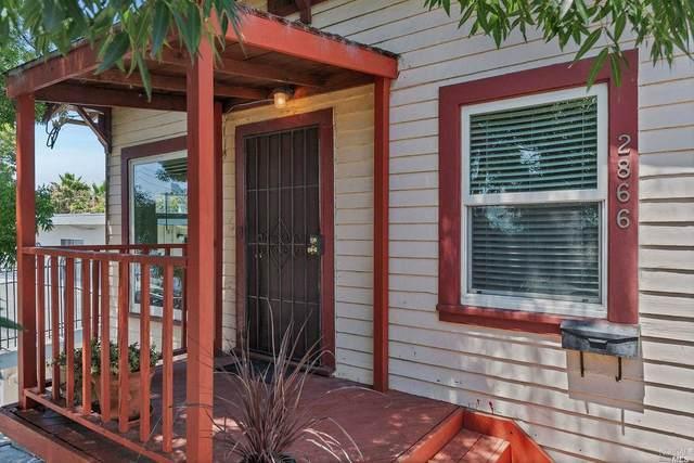 2866 Brookdale Avenue, Oakland, CA 94602 (#22016231) :: RE/MAX GOLD