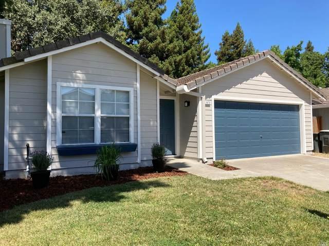 1873 Quail Meadows Circle, Vacaville, CA 95687 (#22016235) :: Rapisarda Real Estate