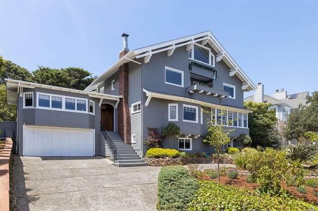 22 Sunshine Avenue, Sausalito, CA 94965 (#22016242) :: Corcoran Global Living