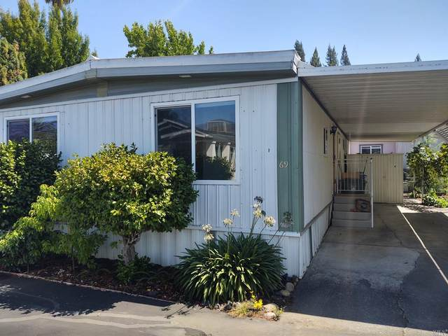 2412 Foothill Boulevard #69, Calistoga, CA 94515 (#22016299) :: RE/MAX GOLD