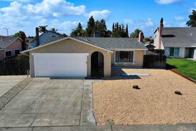 136 Rockport Court, Vacaville, CA 95687 (#22016303) :: Rapisarda Real Estate