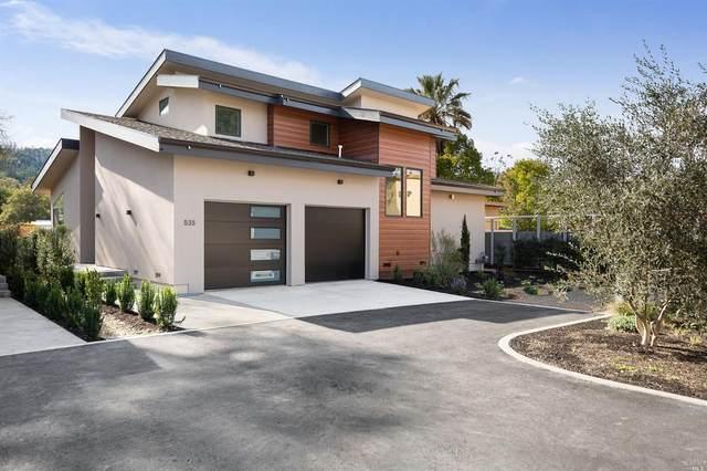 535 N Cloverdale Boulevard, Cloverdale, CA 95425 (#22016347) :: Lisa Perotti | Corcoran Global Living