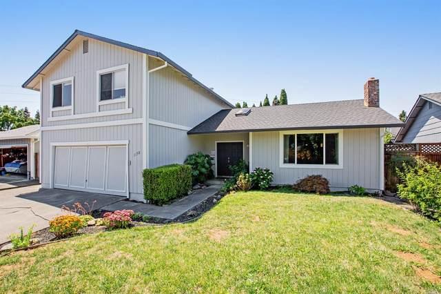 1158 San Rafael Drive, Petaluma, CA 94954 (#22016414) :: RE/MAX GOLD