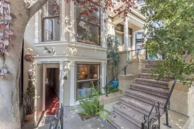 1373-A Masonic Avenue, San Francisco, CA 94117 (#22016524) :: RE/MAX GOLD
