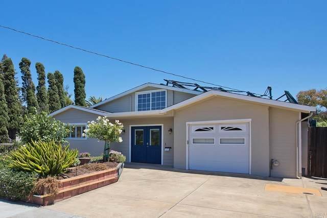 23 Mohawk Avenue, Corte Madera, CA 94925 (#22016853) :: Intero Real Estate Services