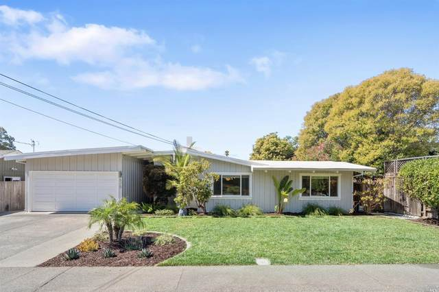 575 Woodbine Drive, San Rafael, CA 94903 (#22017017) :: Intero Real Estate Services