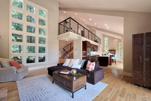 62 Bosque Avenue, Fairfax, CA 94930 (#22017198) :: Corcoran Global Living