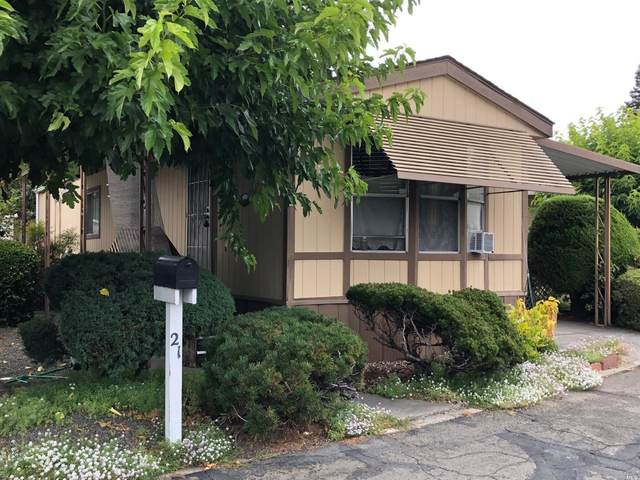 21 Wayside Drive, Santa Rosa, CA 95407 (#22017297) :: Team O'Brien Real Estate