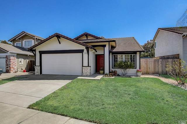 1490 Northwood Drive, Fairfield, CA 94534 (#22017337) :: Golden Gate Sotheby's International Realty