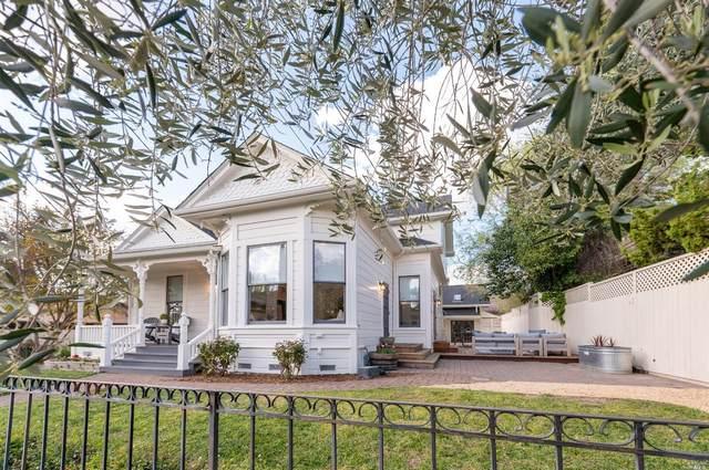 201 Piper Street, Healdsburg, CA 95448 (#22017395) :: RE/MAX GOLD