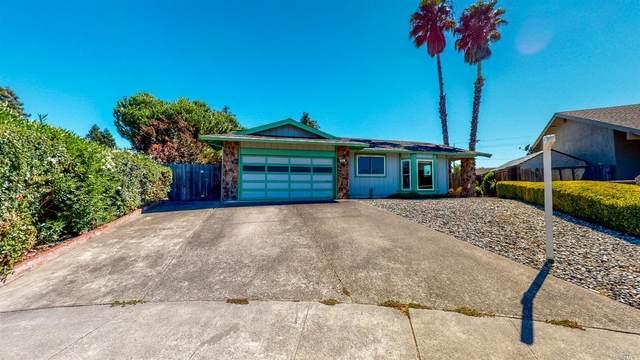 616 Appaloosa Drive, Petaluma, CA 94954 (#22017421) :: Rapisarda Real Estate