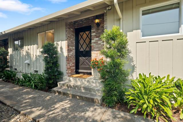 47 Redwood Avenue #17, Corte Madera, CA 94925 (#22017427) :: Corcoran Global Living