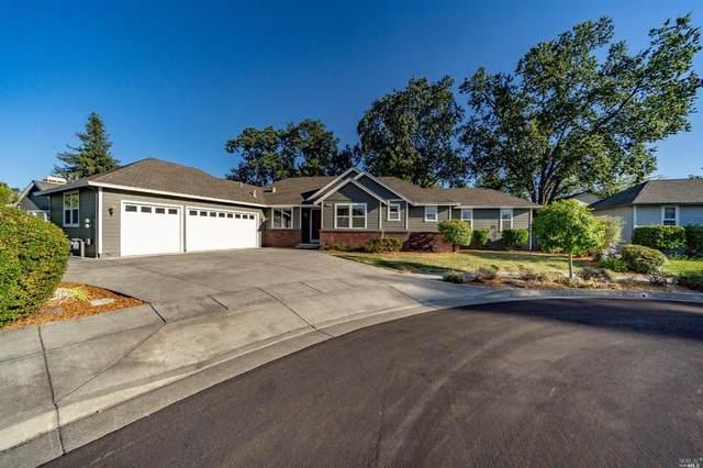 7970-7974 Creekside Drive, Windsor, CA 95492 (#22017448) :: RE/MAX GOLD