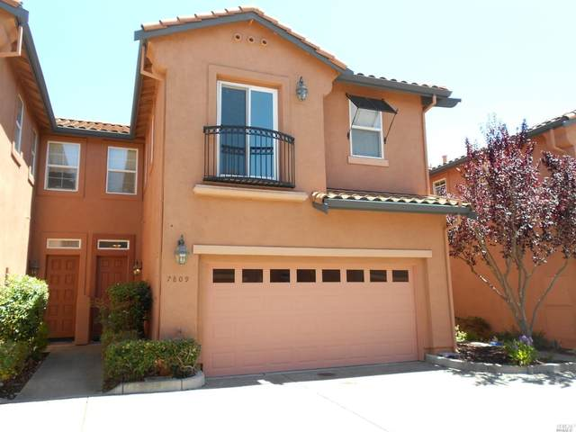 7809 Caracena Court, Vallejo, CA 94591 (#22017451) :: RE/MAX GOLD