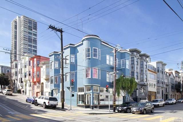 1857 Mason Street, San Francisco, CA 94133 (#22017597) :: RE/MAX GOLD