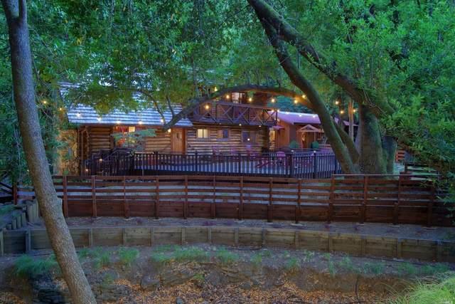 201 Bothin Road, Fairfax, CA 94930 (#22017598) :: Team O'Brien Real Estate