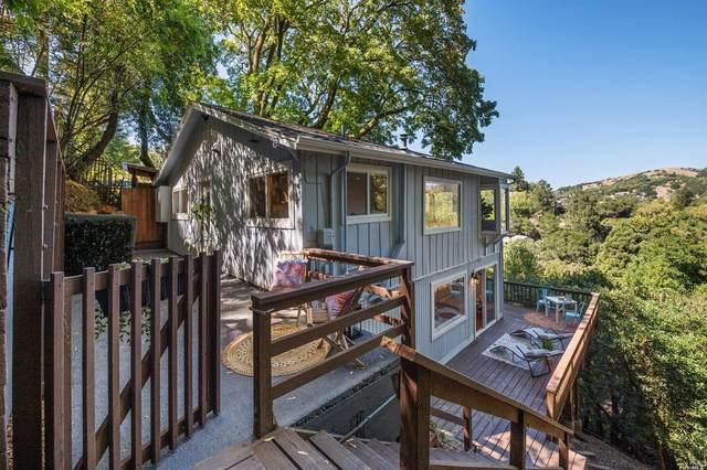 223 Scenic Road, Fairfax, CA 94930 (#22017801) :: Corcoran Global Living