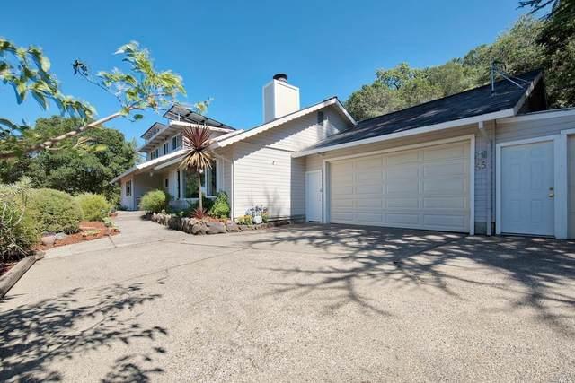 55 Ranch Road, San Rafael, CA 94903 (#22017802) :: RE/MAX GOLD