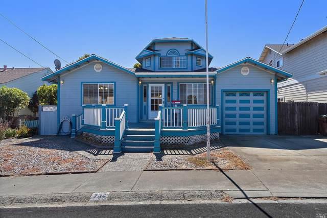 732 W 6th Street, Benicia, CA 94510 (#22017851) :: Lisa Perotti   Corcoran Global Living