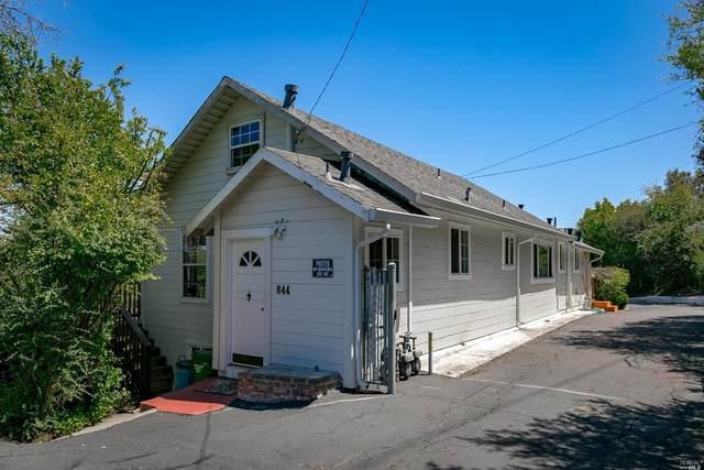 844 Meadowsweet Drive, Corte Madera, CA 94925 (#22017855) :: Corcoran Global Living