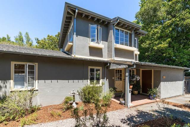 28 Elm Avenue, Woodacre, CA 94973 (#22017858) :: Golden Gate Sotheby's International Realty