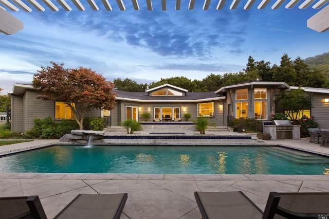 2 Alpine Lily Place, San Rafael, CA 94903 (#22017958) :: W Real Estate | Luxury Team