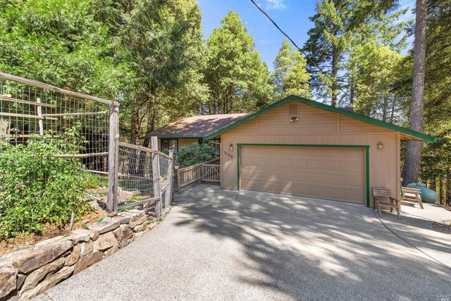 2140 Clover Drive, Willits, CA 95490 (#22018027) :: RE/MAX GOLD
