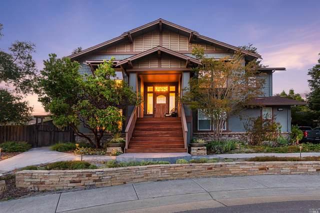 10 Bixby Court, Petaluma, CA 94952 (#22018060) :: RE/MAX GOLD