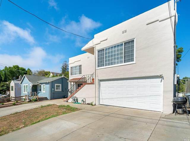 29 Frey Place, Vallejo, CA 94590 (#22018078) :: RE/MAX GOLD