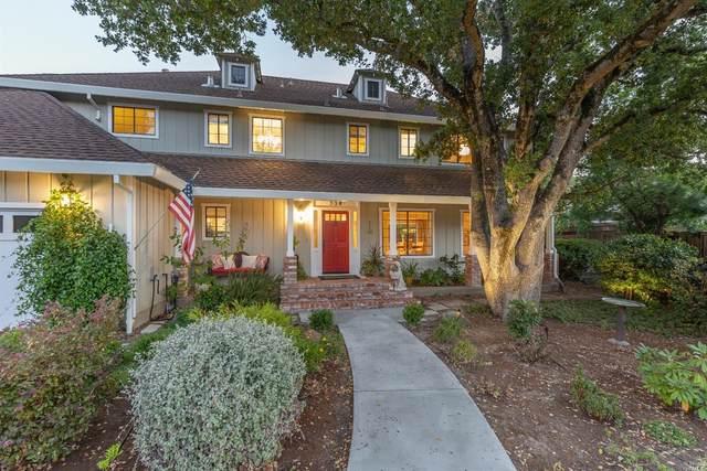 739 Kendon Lane, Novato, CA 94947 (#22018087) :: Rapisarda Real Estate
