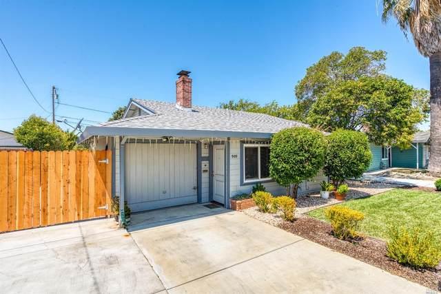 909 Jefferson Street, Fairfield, CA 94533 (#22018157) :: Golden Gate Sotheby's International Realty