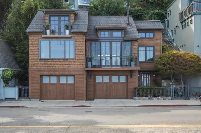 431 Bridgeway Boulevard, Sausalito, CA 94965 (#22018163) :: Golden Gate Sotheby's International Realty