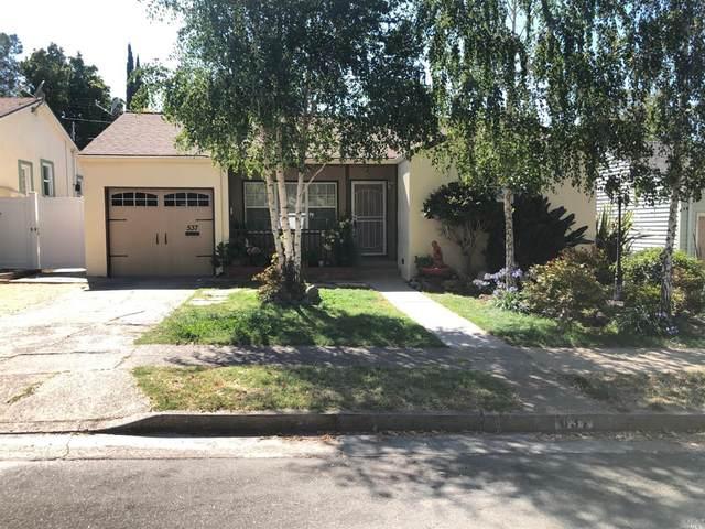537 Cedar Street, Vallejo, CA 94591 (#22018178) :: Intero Real Estate Services