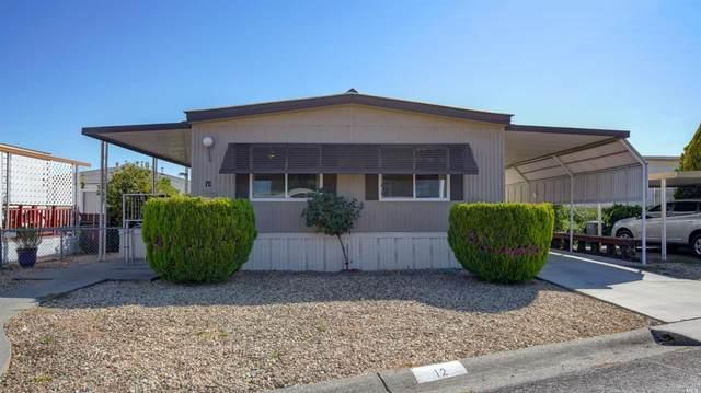 12 Lemon Tree Circle, Vacaville, CA 95687 (#22018215) :: HomShip