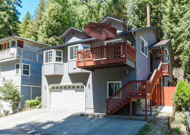14181 Old Cazadero Road, Guerneville, CA 95446 (#22018261) :: RE/MAX GOLD