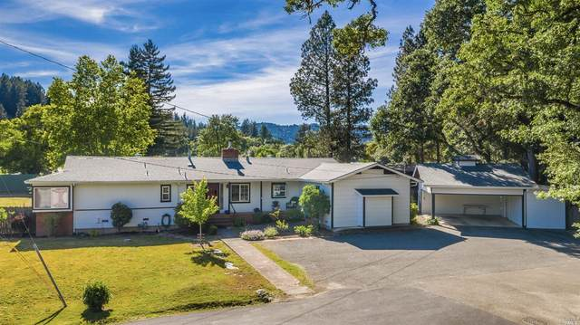 10 Maple Street, Willits, CA 95490 (#22018373) :: RE/MAX GOLD