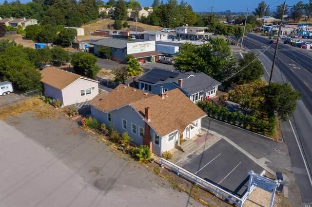 1295 Petaluma Boulevard N, Petaluma, CA 94952 (#22018419) :: Hiraeth Homes